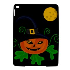 Halloween Witch Pumpkin Ipad Air 2 Hardshell Cases by Valentinaart