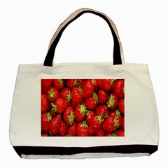 Red Fruits Basic Tote Bag