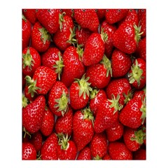 Red Fruits Shower Curtain 60  X 72  (medium)  by AnjaniArt