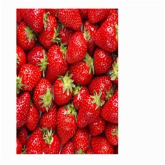 Red Fruits Large Garden Flag (two Sides)