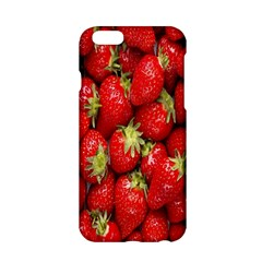 Red Fruits Apple Iphone 6/6s Hardshell Case by AnjaniArt