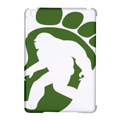 Sasquatch Apple Ipad Mini Hardshell Case (compatible With Smart Cover) by AnjaniArt