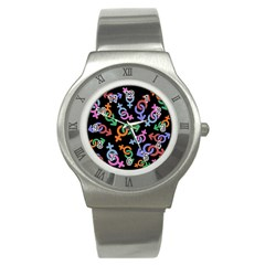 Sexsymbol Stainless Steel Watch by AnjaniArt