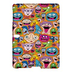 Smiley Pattern Samsung Galaxy Tab S (10 5 ) Hardshell Case