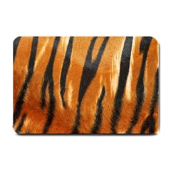 Tiger Small Doormat  by AnjaniArt