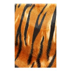Tiger Shower Curtain 48  X 72  (small)  by AnjaniArt