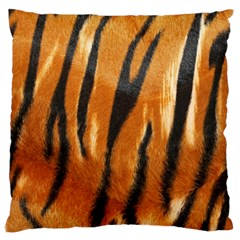 Tiger Large Cushion Case (one Side)