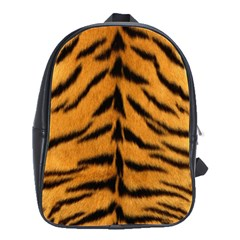 Tiger Skin School Bags(large)