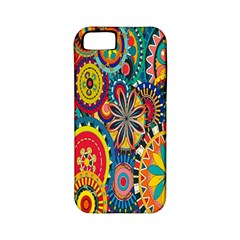 Tumblr Static Colorful Apple Iphone 5 Classic Hardshell Case (pc+silicone)