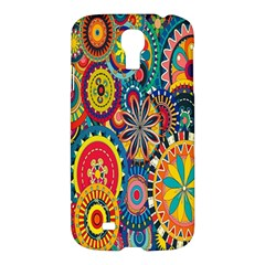 Tumblr Static Colorful Samsung Galaxy S4 I9500/i9505 Hardshell Case