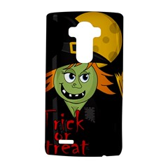Halloween Witch Lg G4 Hardshell Case by Valentinaart