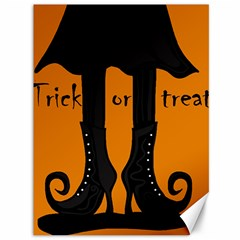 Halloween   Witch Boots Canvas 36  X 48