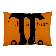 Halloween   Witch Boots Pillow Case (two Sides)