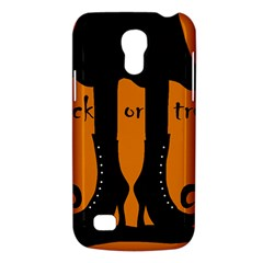 Halloween   Witch Boots Galaxy S4 Mini by Valentinaart