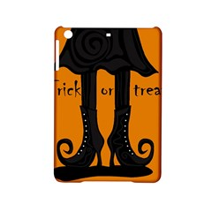 Halloween   Witch Boots Ipad Mini 2 Hardshell Cases by Valentinaart