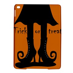 Halloween   Witch Boots Ipad Air 2 Hardshell Cases by Valentinaart