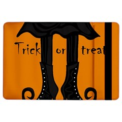 Halloween   Witch Boots Ipad Air 2 Flip by Valentinaart