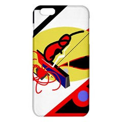 Abstract Art Iphone 6 Plus/6s Plus Tpu Case by Valentinaart
