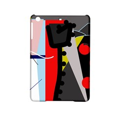Looking Forwerd Ipad Mini 2 Hardshell Cases by Valentinaart