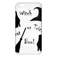 Halloween Witch Iphone 6 Plus/6s Plus Tpu Case by Valentinaart