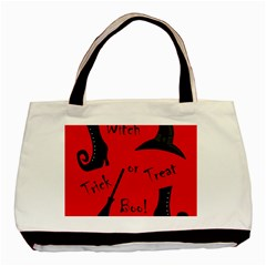 Witch Supplies  Basic Tote Bag (two Sides) by Valentinaart