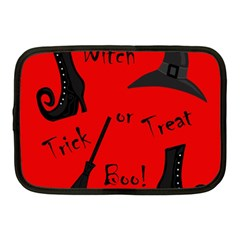 Witch Supplies  Netbook Case (medium)