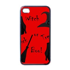 Witch Supplies  Apple Iphone 4 Case (black) by Valentinaart