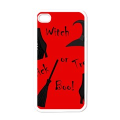 Witch Supplies  Apple Iphone 4 Case (white) by Valentinaart