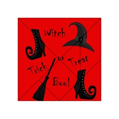 Witch Supplies  Acrylic Tangram Puzzle (4  X 4 ) by Valentinaart