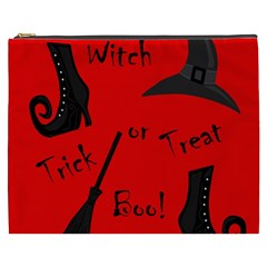 Witch Supplies  Cosmetic Bag (xxxl)  by Valentinaart