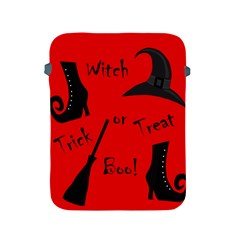 Witch Supplies  Apple Ipad 2/3/4 Protective Soft Cases by Valentinaart