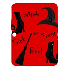 Witch Supplies  Samsung Galaxy Tab 3 (10 1 ) P5200 Hardshell Case  by Valentinaart