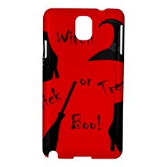 Witch Supplies  Samsung Galaxy Note 3 N9005 Hardshell Case by Valentinaart