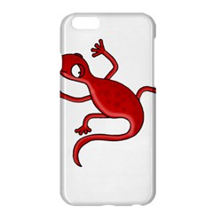 Red Lizard Apple Iphone 6 Plus/6s Plus Hardshell Case