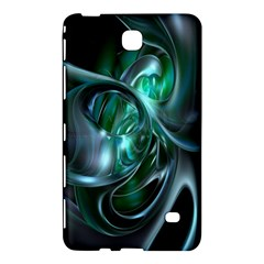 Ws Blue Green Float Samsung Galaxy Tab 4 (8 ) Hardshell Case  by AnjaniArt