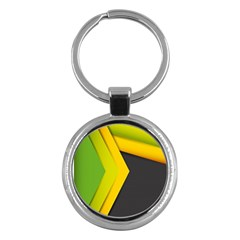 Your Resolution Key Chains (round)