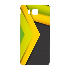 Your Resolution Samsung Galaxy Alpha Hardshell Back Case