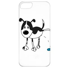 My Cute Dog Apple Iphone 5 Classic Hardshell Case