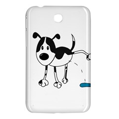 My Cute Dog Samsung Galaxy Tab 3 (7 ) P3200 Hardshell Case  by Valentinaart