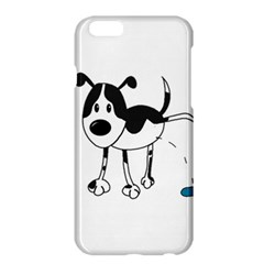 My Cute Dog Apple Iphone 6 Plus/6s Plus Hardshell Case by Valentinaart