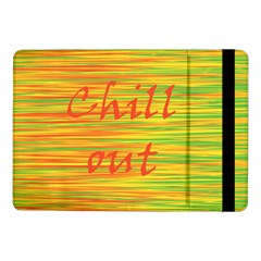Chill Out Samsung Galaxy Tab Pro 10 1  Flip Case by Valentinaart