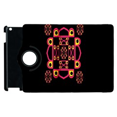 LETTER R Apple iPad 3/4 Flip 360 Case