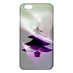 Purple Christmas Tree Iphone 6 Plus/6s Plus Tpu Case by yoursparklingshop