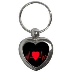 Hart bit Key Chains (Heart)