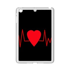 Hart bit iPad Mini 2 Enamel Coated Cases