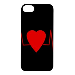 Hart bit Apple iPhone 5S/ SE Hardshell Case