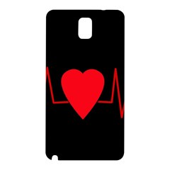 Hart bit Samsung Galaxy Note 3 N9005 Hardshell Back Case