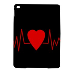 Hart bit iPad Air 2 Hardshell Cases