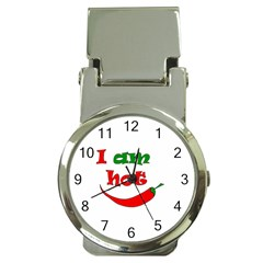 I am hot  Money Clip Watches