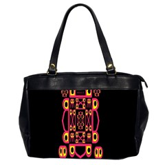 Alphabet Shirt Office Handbags (2 Sides)  by MRTACPANS